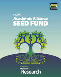 NCWIT Academic Alliance Seed Fund