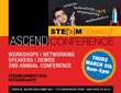 Hundreds of Cross-Sector Professionals Will Convene on March 4-5 in San Diego for 2nd Annual STEAMConnect Ascend Conference