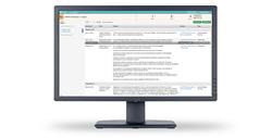 FactBox desktop view
