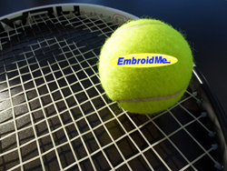 promotional tennis items