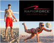 RAPIDFORCE Inks Endorsement Deal With Beach Volleyball Stars Phil...
