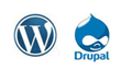 Drupal Vs. WordPress 2015 From ThreeHosts.com