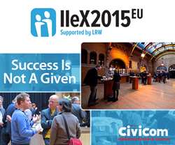 Success is Not a Given with Web-enabled Research Tools, Says Civicom at IIExEU 2015
