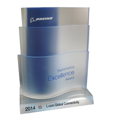 2014 Boeing Performance Excellence Award