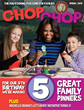 Exclusive Cover Story for ChopChop Magazine, First Lady Michelle Obama...