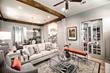 Americana Model Home Living Room
