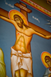 Iconic Church Artwork Illuminated by SoLux® Natural Daylight Light Bulbs