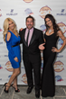 Brande Roderick, Evan Golden and Lindsey Berman