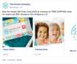 adMixt and The Honest Company using Facebook's New Dynamic Product Ad Solutions
