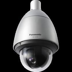 Panasonic WV-SW598 PTZ Dome IP Camera