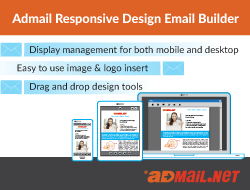 Responsive Email Design from Admail.net