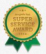 Revolve Solar Earns Esteemed 2014 Angie's List Super Service Award
