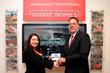 Surge Homes Insiders Club Sweepstakes winner