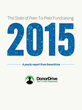 DonorDrive State of Peer-To-Peer Fundraising Report 2015 Shows Social...