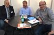 Friedhelm Albrecht, Mike Schrewe, Mario Muenzer