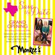 Monkee's of Houston Grand Opening Feb. 28