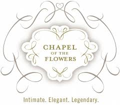 Chapel of the Flowers logo - Las Vegas Wedding Chapel