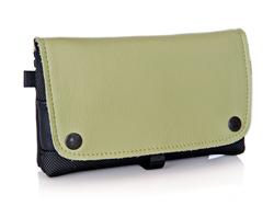 Nintendo New! 3DS CitySlicker—Kiwi leather flap