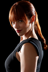 Amanda Righetti from the Mentalist starring in Cats Dancing on Jupiter