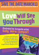 Art at Large, Inc., and ArtFarm Celebrate the Book Release of Love Will See You Through