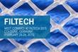 CONWED shows filtration portfolio at FILTECH 2015