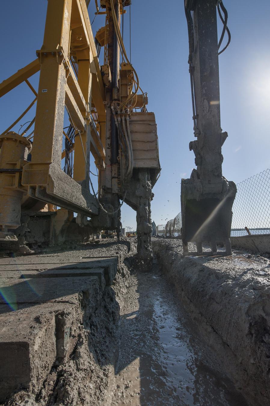 Lake Manatee Dam Rehabilitation Project Completed Near