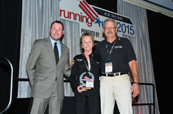 JUST RUN youth fitness program wins national award