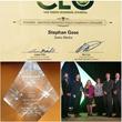 The San Diego Business Journal Presents Zeeto CEO, Stephan Goss with...