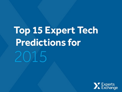 Top 15 Technology Trends for 2015