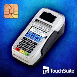 payment processing, integrated EMV, disruptive technology, new technology, new processing technology, EMV technology, merchant processing, TouchSuite, EMV, liability shift, merchant liability, consumer identity fraud, EMV technology, EMV terminals, EMV mi