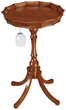 Sterling Lighting Bailey Street Chardonnay Table-Cherry 6043569
