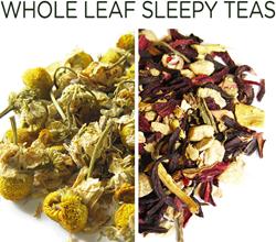 Whole Leaf Sleepy Teas