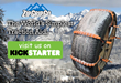 New vehicle traction solution, ZipGripGo, achieves crowdfunding goal