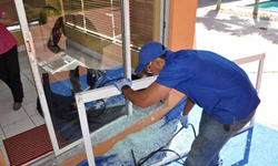 West Palm Beach's Sliding Glass Door Repair Experts, Express Glass...