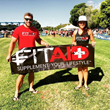 Hayden Thorneycroft and Michelle Montgomery, co-founders of Fit Trendz and CrossFit enthusiasts, are bringing FitAID to Australia.