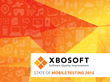 XBOSoft release Mobile Testing Report 2015