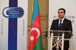 H.E. Emin Eyyubov, Ambassador and Permanent Representative of the Republic of Azerbaijan to the Council of Europe