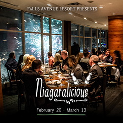 Niagaralicious Dining Experience