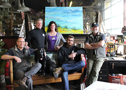 woodcraft partners with black dog salvage to expand