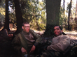 RHS Board member and Special Forces Green Beret Officer, Major Tom Willis