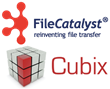 FileCatalyst integrates with Cubix to provide accelerated file...