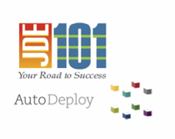 AutoDeploy and JDE101.org Form Partnership