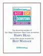Happy Head Massage Survey Answers The Question To The Secret Behind...