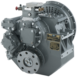 Twin Disc Marine Transmission - photo