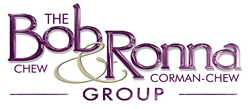 The Bob & Ronna Corman-Chew Group Logo