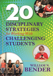 20 Disciplinary Strategies for Working With Challenging Students