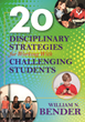 Dr. William N. Bender and Learning Sciences International Release Book on Classroom Discipline