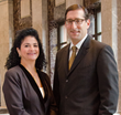 Vincent Serratore and Katherine S. Horgan, CFP® of Heritage...