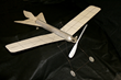 National Model Aviation Museum Places Rare 1914 Bing Autoplan Compressed-Air Powered Model Airplane on Display