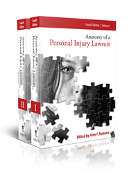 Anatomy of a Personal Injury Lawsuit, 4th Edition Cover